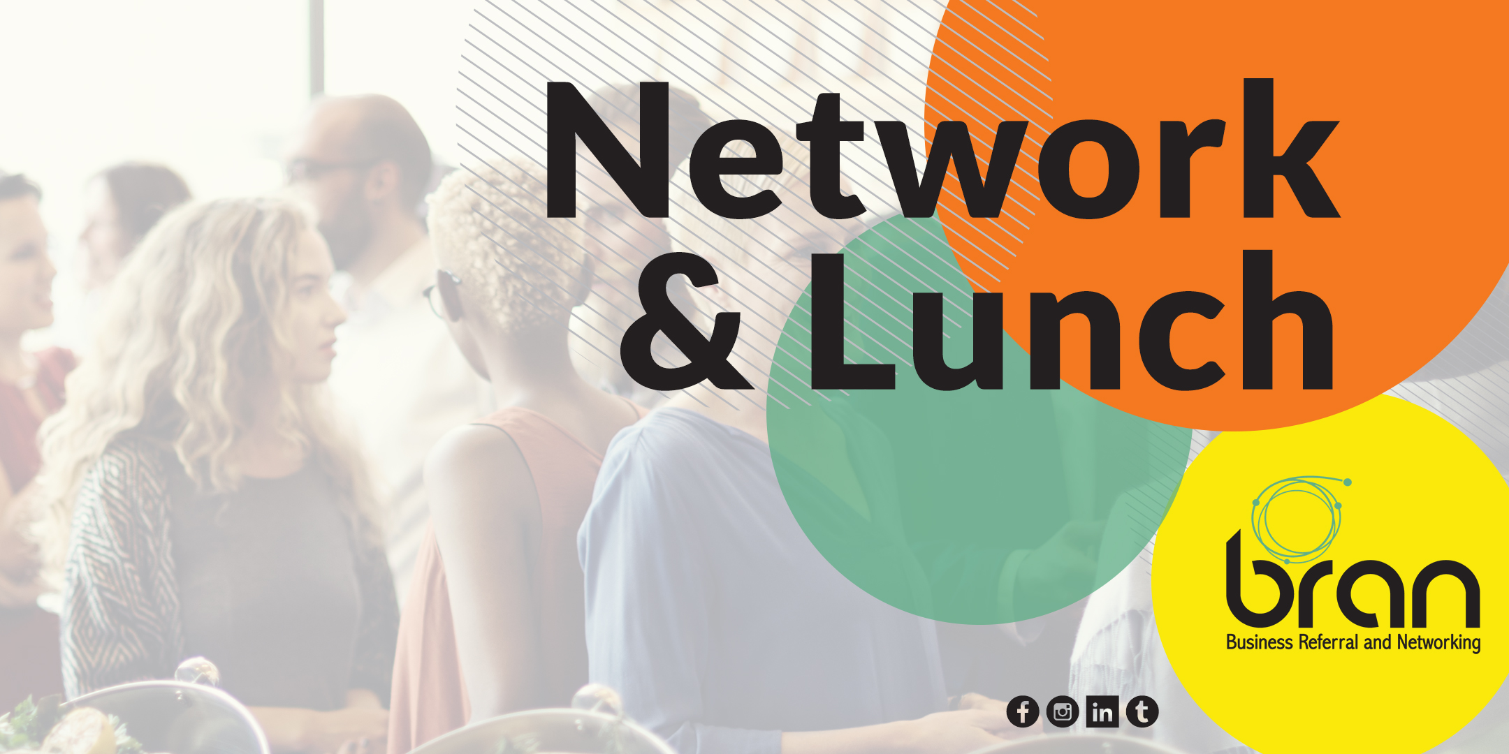 Network at Lunch